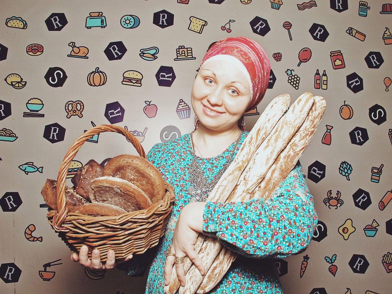 Афиша Самара МК по выпечке бездрожжевого хлеба, 11 ноября