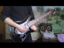 Pictures inside me - tesla guitar cover bliat schecter omen7 diamont series