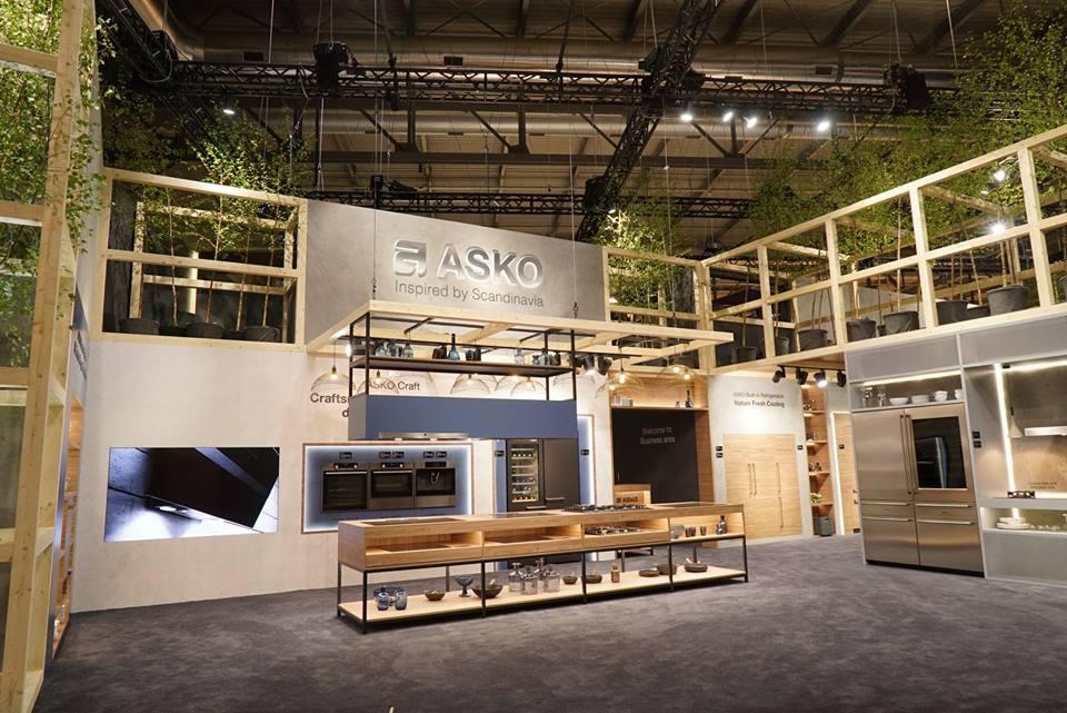 Бытовая техника Asko в Краснодаре, купить Asko
