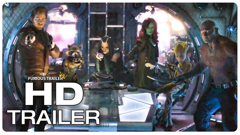 AVENGERS INFINITY WAR Extended Movie Clip Thor meets the Guardians of the Galaxy Trailer (2018)