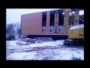 Работа в Берёзовке