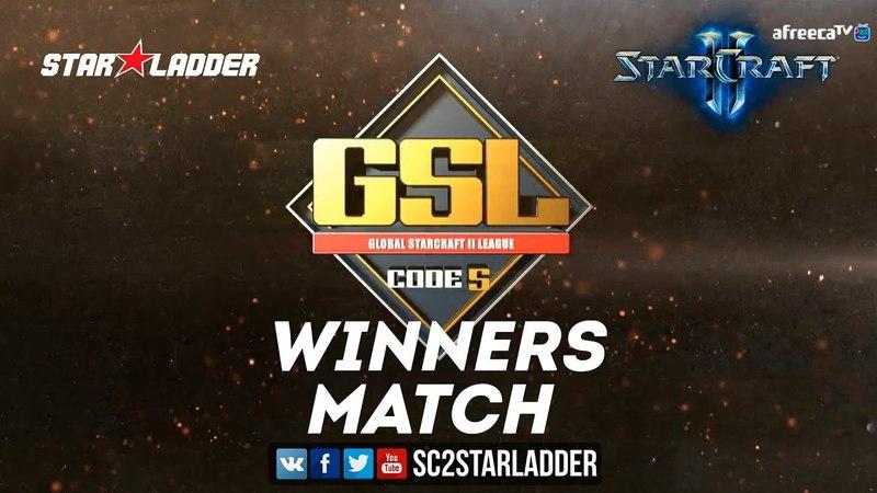 2018 GSL Season 2 Ro16 Group A Winners Match: Maru (T) vs Solar (Z)