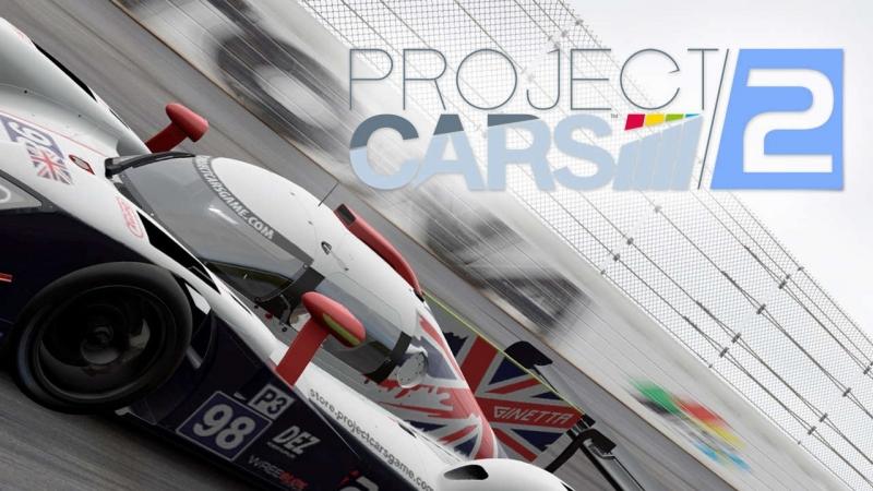 Project CARS 2 | Endurance | Le Man | GTE