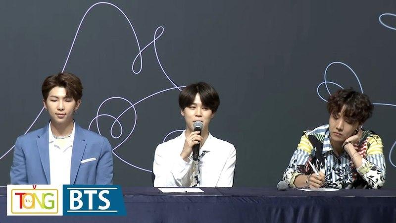 BTS(방탄소년단) 전 세계 응원에 감사…주신 사랑 음악으로 보답 (FAKE LOVE, LOVE YOURSELF 轉 Tear, 페이크 러브)