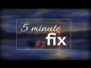 Уроки маслянной живописи 5 minute fix