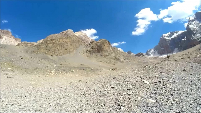 Ущелье Правй Зиндон