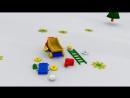 Развивающие Мультики Для Малышей_ Грузовик Тёма и Вагончик Мультфильм Для Детей Про Машинки