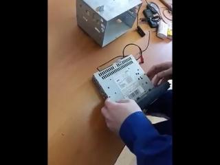 Bluetooth Aux в штатную магнитолу Nexia