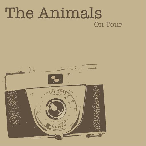 The Animals альбом The Animals On Tour