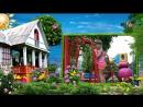 105-Слайд-шоу панорамное Танец цветов - 2016г