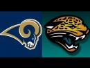 NFL 2017-2018 / Week 06 / 15.10.2017 / Los Angeles Rams @ Jacksonville Jaguars