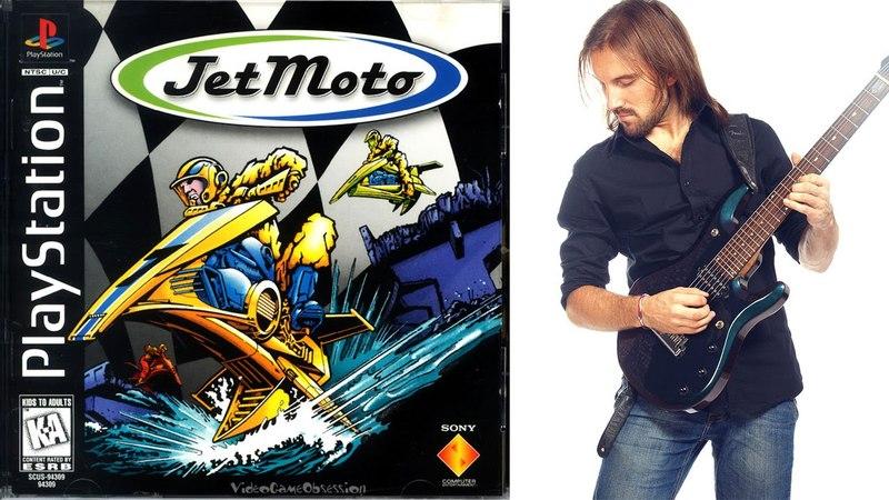 Jet Moto OST - Ice Crusher (Metal cover by Michael ProgMuz Sobin)