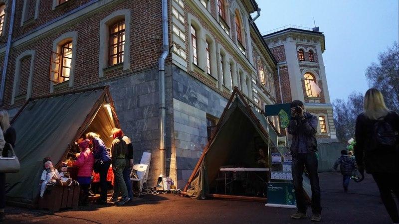 Ночь музеев 2018 в Сыктывкаре