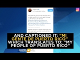 Ricky Martin, Luis Fonsi More Head To Puerto Rico To Aid Hurricane Relief Effort