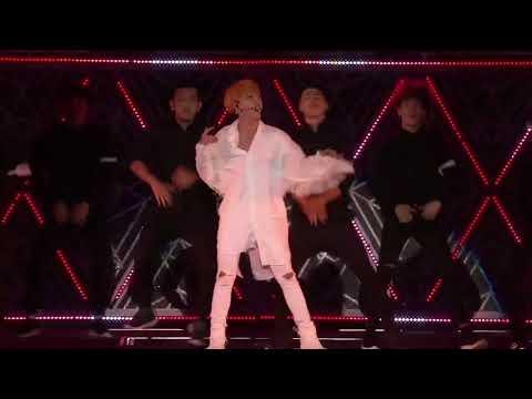 HOSHI SEVENTEEN - Hurricane Solo at Diamond Edge Concert