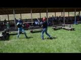 Усть-Лабинск традиционный Весенний турнир лучников и рыцарей