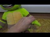 Мягкий нинзя-черепашка Микель-анжело Nickelodeon 46 см