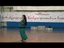 Анастасия Гара 'Беледи'. Восточный танец. 15210
