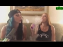 Vape Tricks VapeStars _Girls_ Cloud Steam