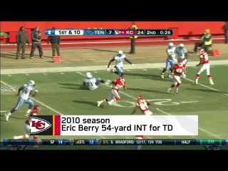The Best Defensive Play by a Rookie from Every Season Since 2000