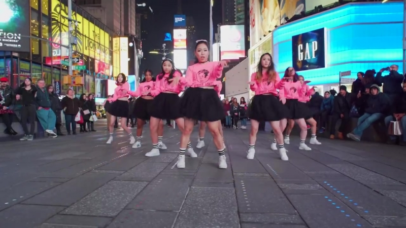 KPOP IN PUBLIC CHALLENGE NYC BBoom BBoom (뿜뿜) _ MOMOLAND (모모랜드) DANCE COVER BY I LOVE DANCE_HD