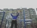 Артур Перун Workout.. в Хмельницькому і не важно скільки ти робиш на турніку 💪💪💪
