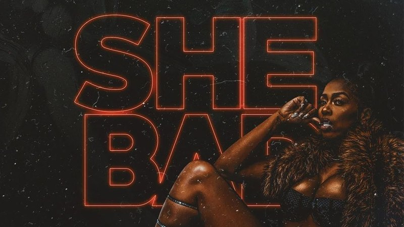 Kash Doll - She Bad ft. YG (Remix)