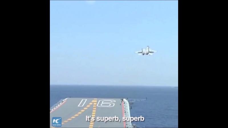 Учения ВМС НОАК в Южно-Китайском море