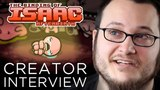 Edmund McMillen on the Future of The Binding of Isaac Full Interview