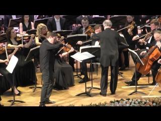 Сибелиус - Концерт для скрипки с оркестром, ре минор, ор. 47 Солист Кристоф Барати (скрипка)