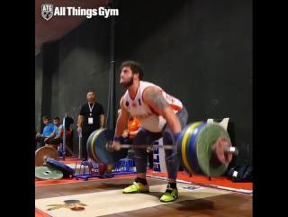 Giorgi Chxeize snatches 180kg