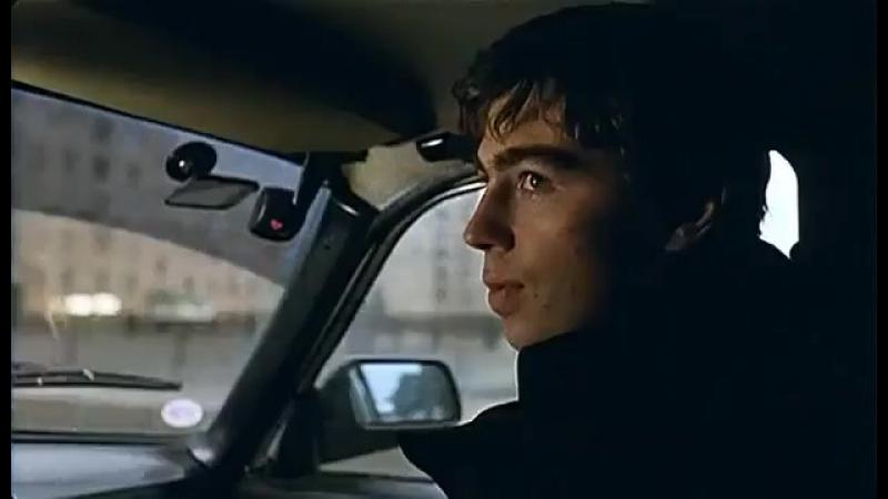 Таксист в Москве из фильма Брат-2
