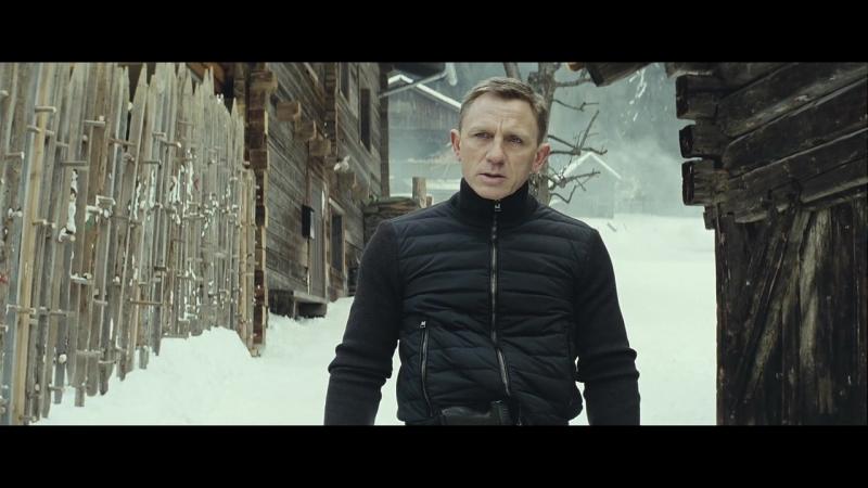 007: СПЕКТР - Спасение Мадлен