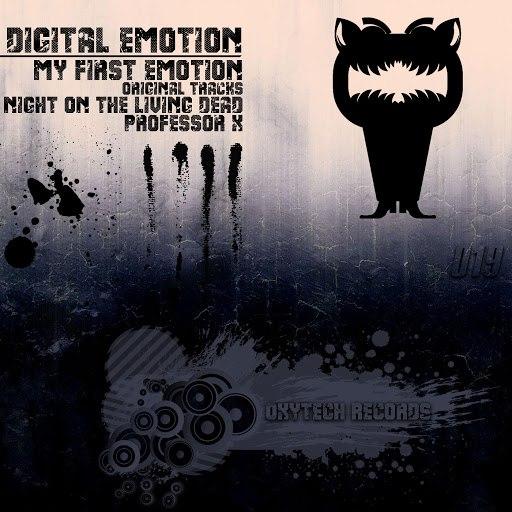 Digital Emotion альбом My First Emotion
