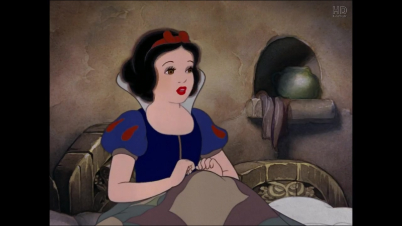 Белоснежка и семь гномов - Snow White and the Seven Dwarfs (1937)
