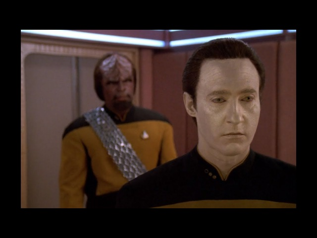 Data Explains how to be second in command