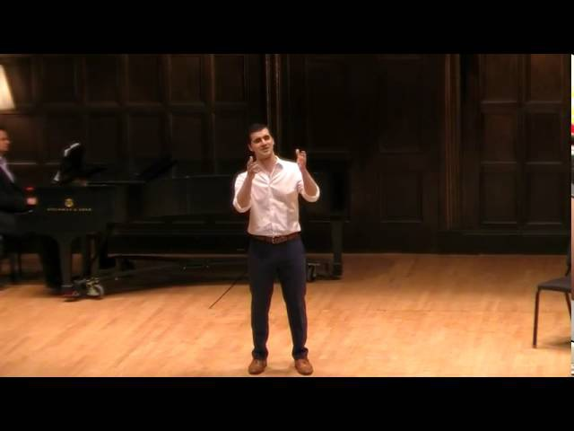 2014 Lotte Lenya Competition Ben Edquist
