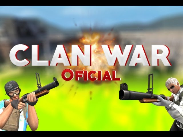 LAS NALGAS DE GOUL CLAN WAR Oficial OutSiDe Vs THUNDERSTORM M4 and MAC10 OPERATION 7