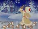 Зимняя сказка, 1945/2012 мультфильм