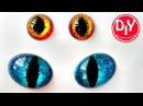 Как сделать глазки для котиков своими руками из эпоксидной смолы /DIY/Мастер класс