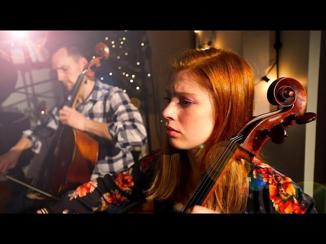 Say Something - 2 Cellos Piano Cover (A Great Big World Christina Aguilera) - Brooklyn Duo