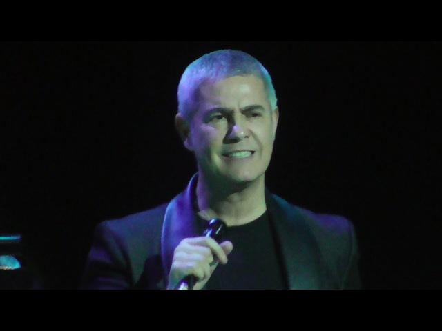 Alessandro Safina - Il Mondo. Kiev. 18.11.2017