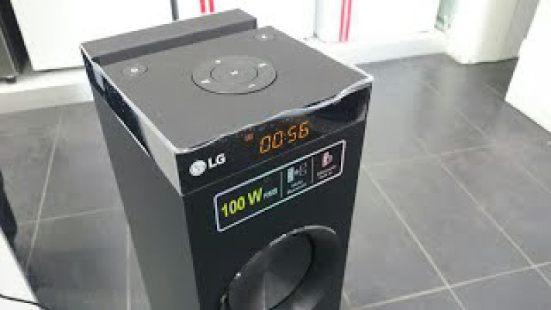 LG SOUND TOWER FJ1 100W!!