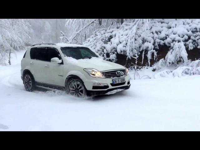 SsangYong Rexton W e-XDI Snow