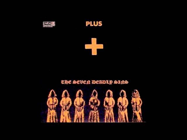 PLUS - The seven deadly sins (1969)
