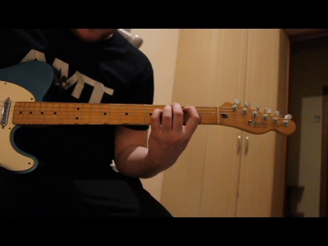 I.Witness Amt Stonehead SH-50-4 Test Telecaster No Metal