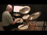 Jazz Drum Solos - #2 with Colin Bailey - Online Jazz Drum Lessons with John X
