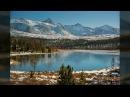 Пение замерзающих озёр Горного Алтая