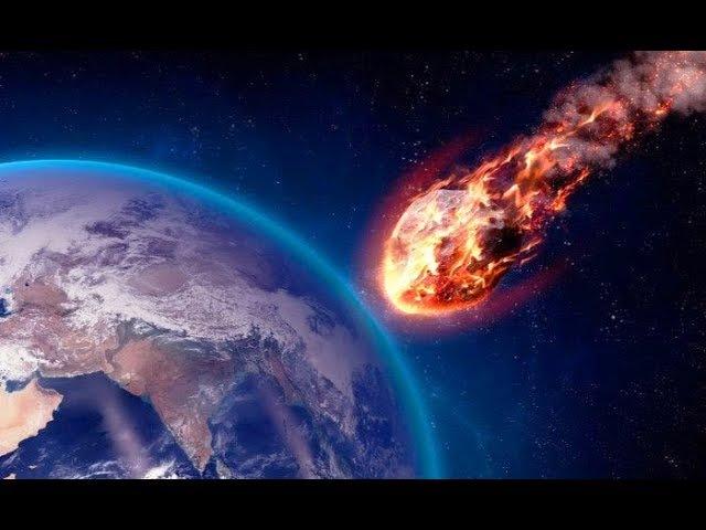 К Земле несется огромный темный объект Пророчества сбываются
