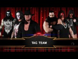 SBW Raw - Straight Edge Society (Harper &amp Abyss) vs The Ministry of Darkness (Taker &amp Vampiro)